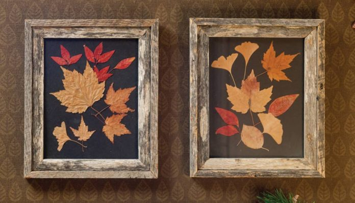 Fall Decor Autumn 2016