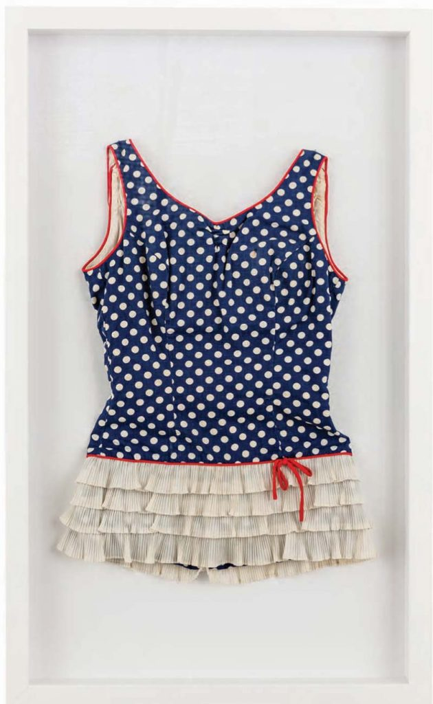 Antique Swim Dress