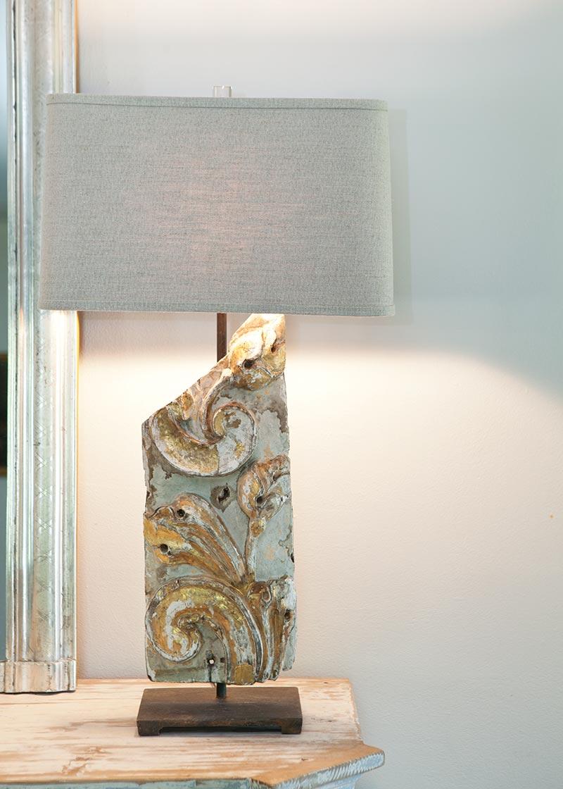 Welded Lamp