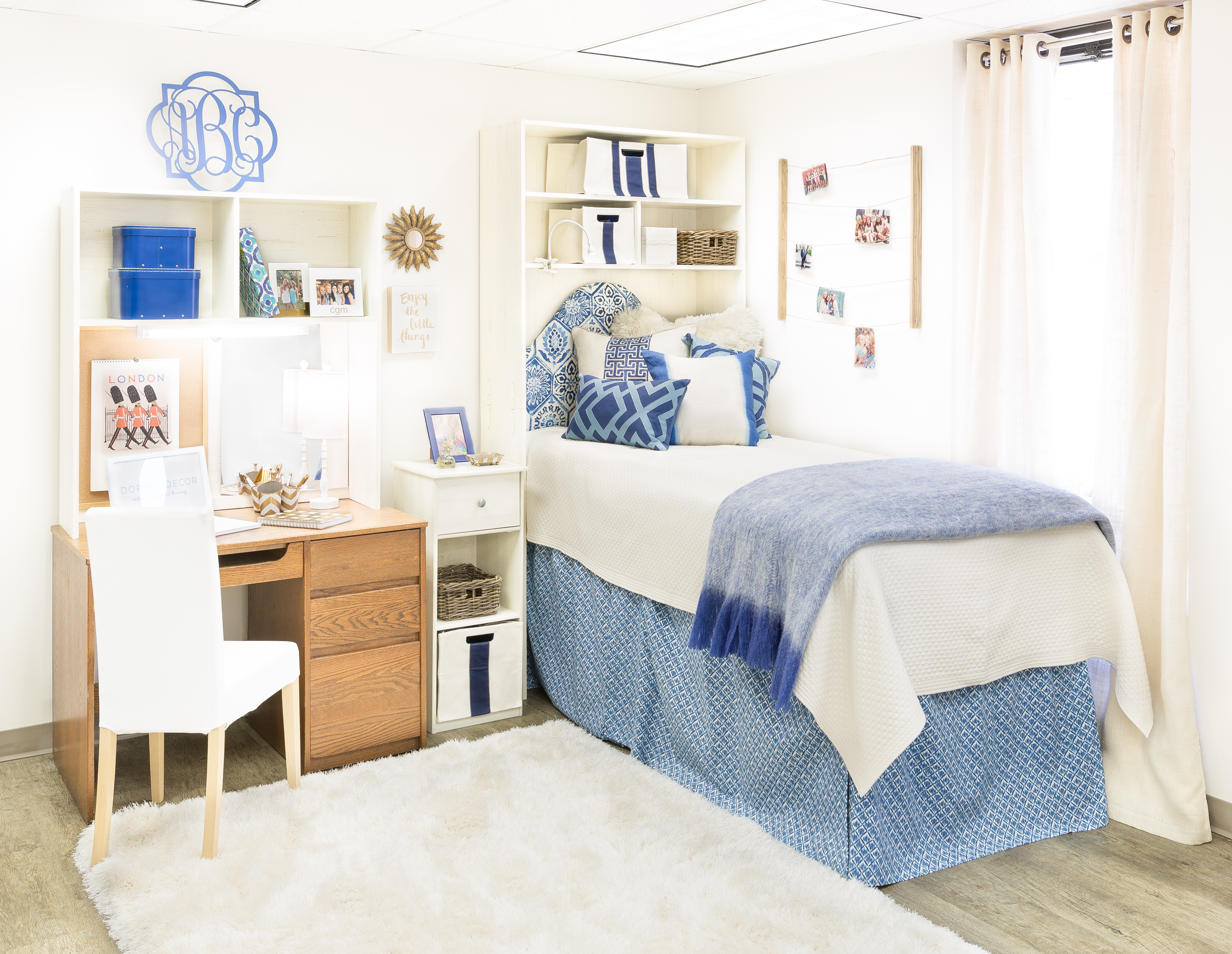 pin instagram arizona dorm the university at college decor of dorms room my