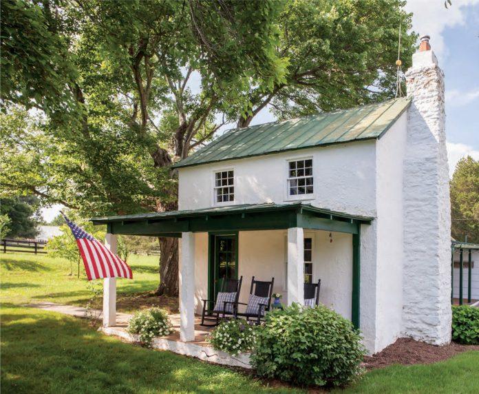 Historic Farmhouse-Cedar Grove