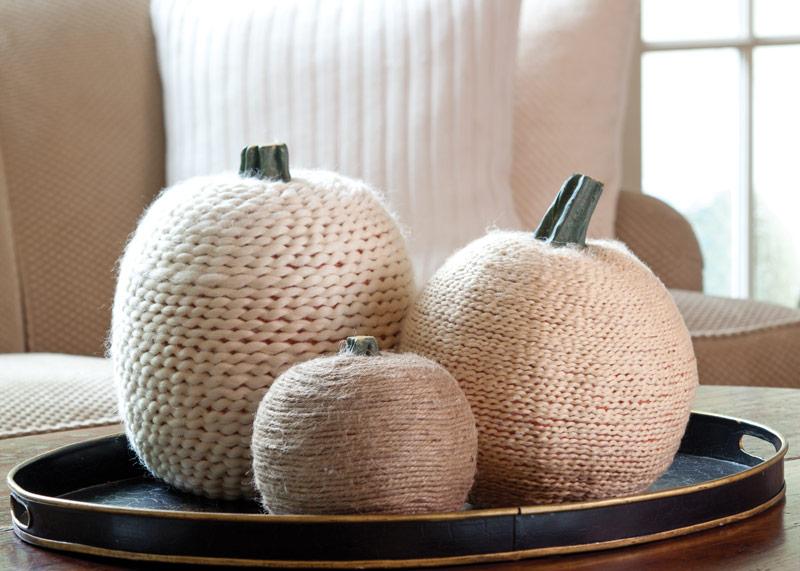 Woven Pumpkin