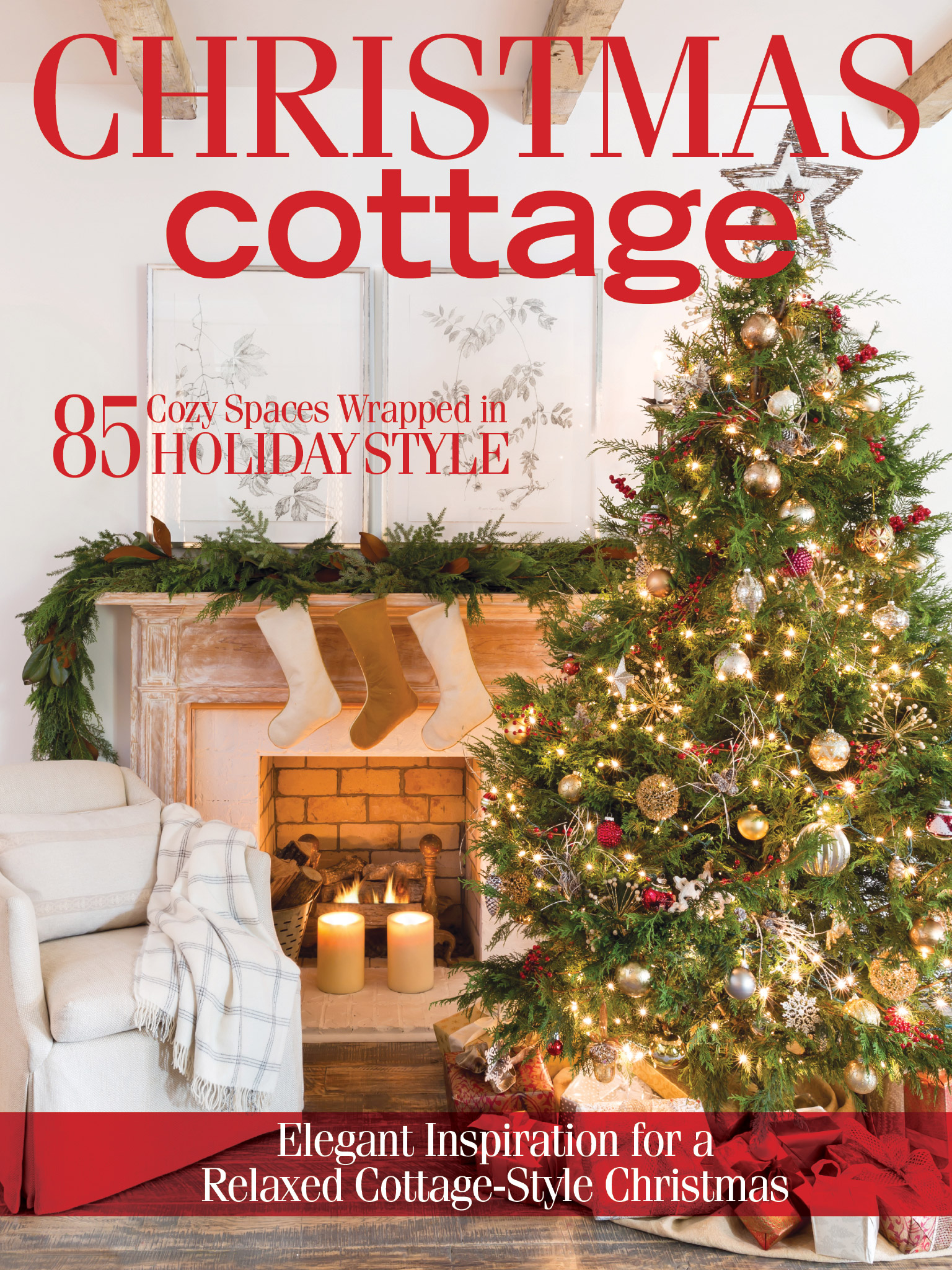Christmas Cottage 2017