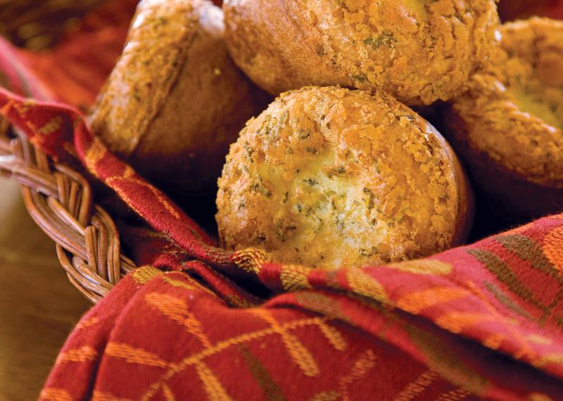Thanksgiving Bread basket