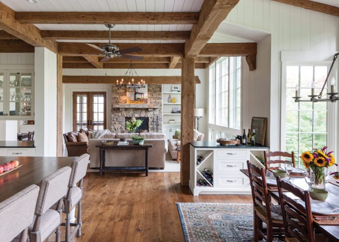 Fall In Love With This Mountain Cottage