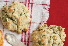Tarragon Drop Biscuits