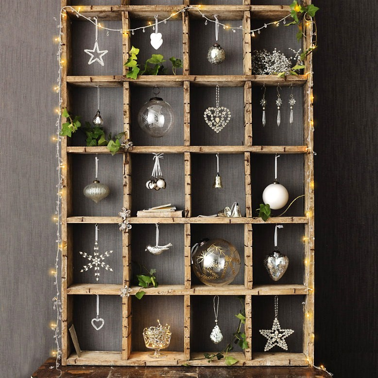 The White Company Assorted Ornaments