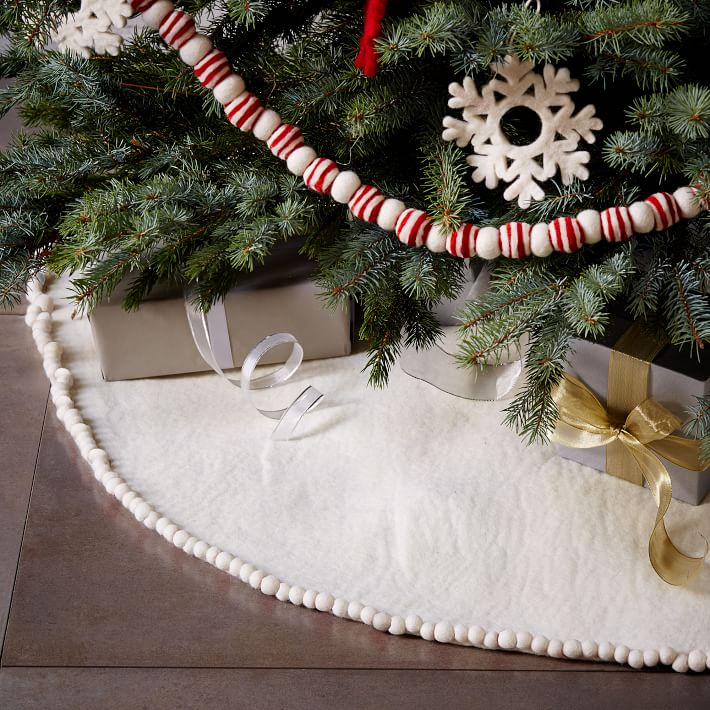 West Elm Tree Skirt