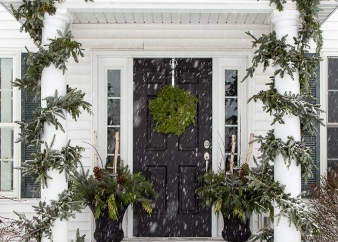 Holiday Exteriors