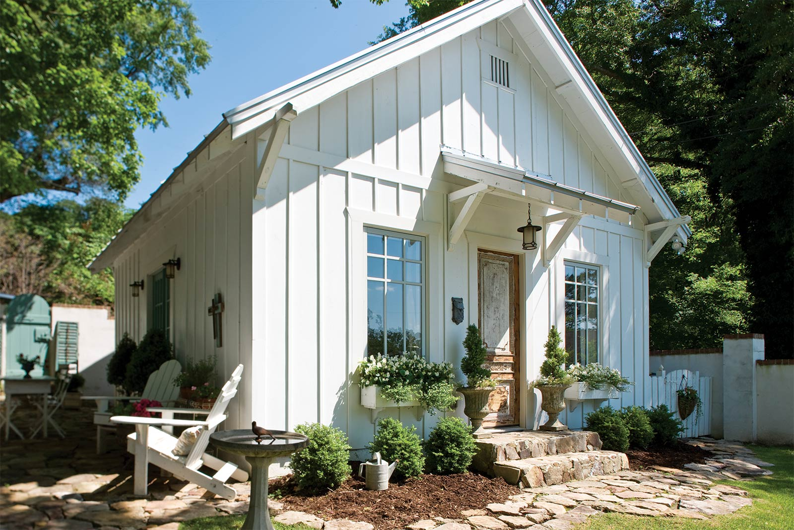 Vintage French Cottage