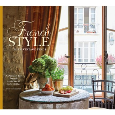 French style with vintage finds the cottage journal for French country cottage magazine