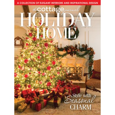 Holiday home 2017 the cottage journal for Home and cottage magazine