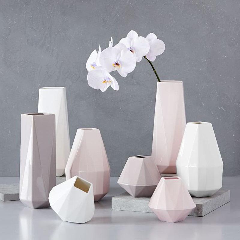 Blush Vases