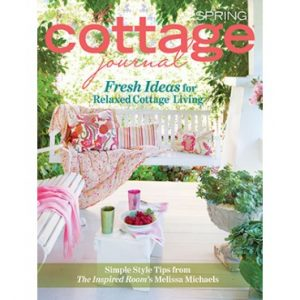 Products archive the cottage journal for Spring cottage magazine