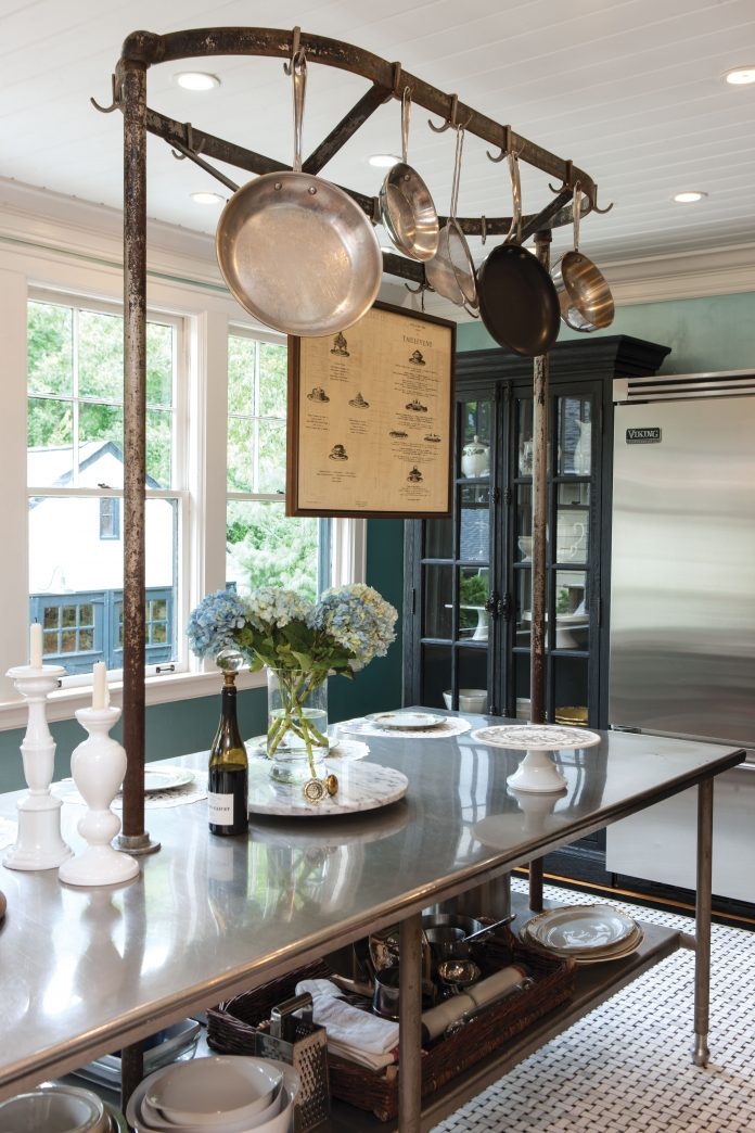 See the Kitchen of the Couple Behind Hester & Cook