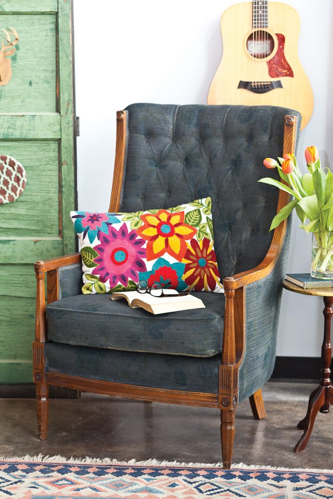 Eight Ways to Bring New Life to Vintage Pieces