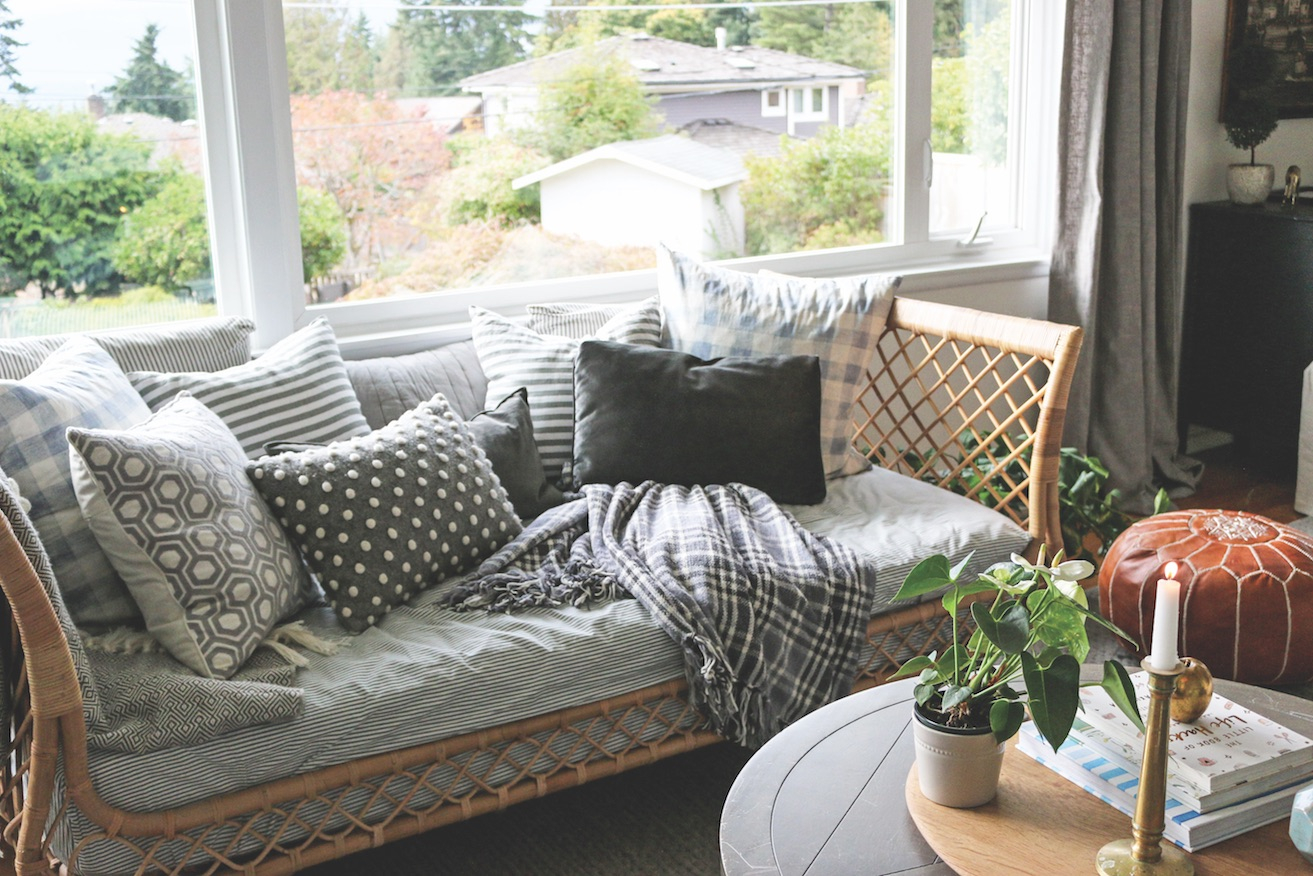 the inspired room home tour - Inspired Home Design