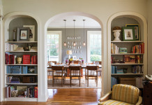 See How One Couple Transformed Their Cottage with Heirlooms and DIY