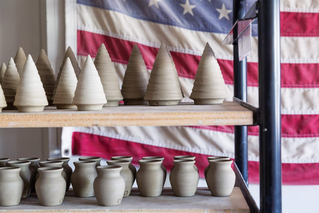 Behind the Scenes at Farmhouse Pottery