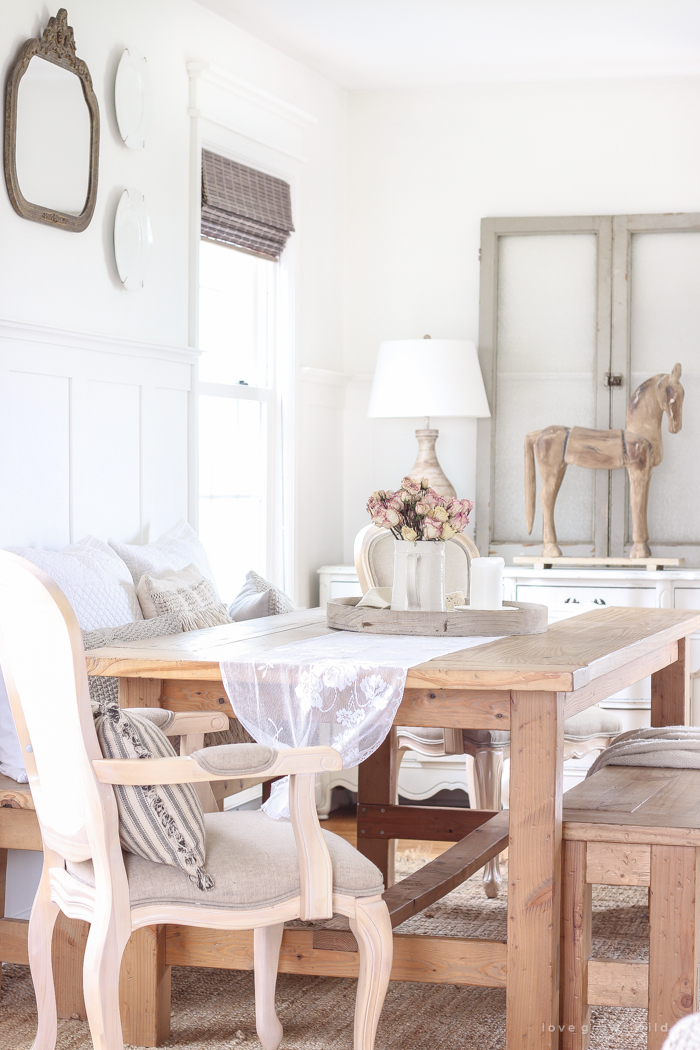 Farmhouse Style Ideas with Blogger Liz Fourez of Love Grows Wild