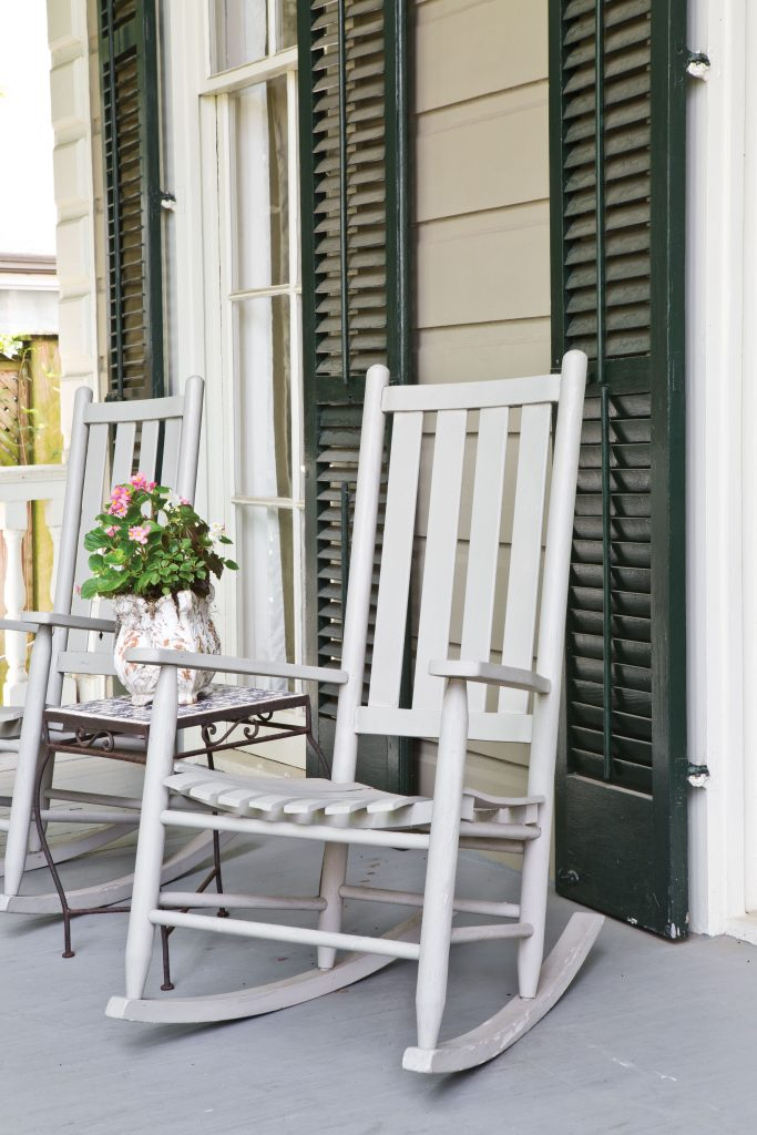 A Big Easy Cottage with Plenty of History