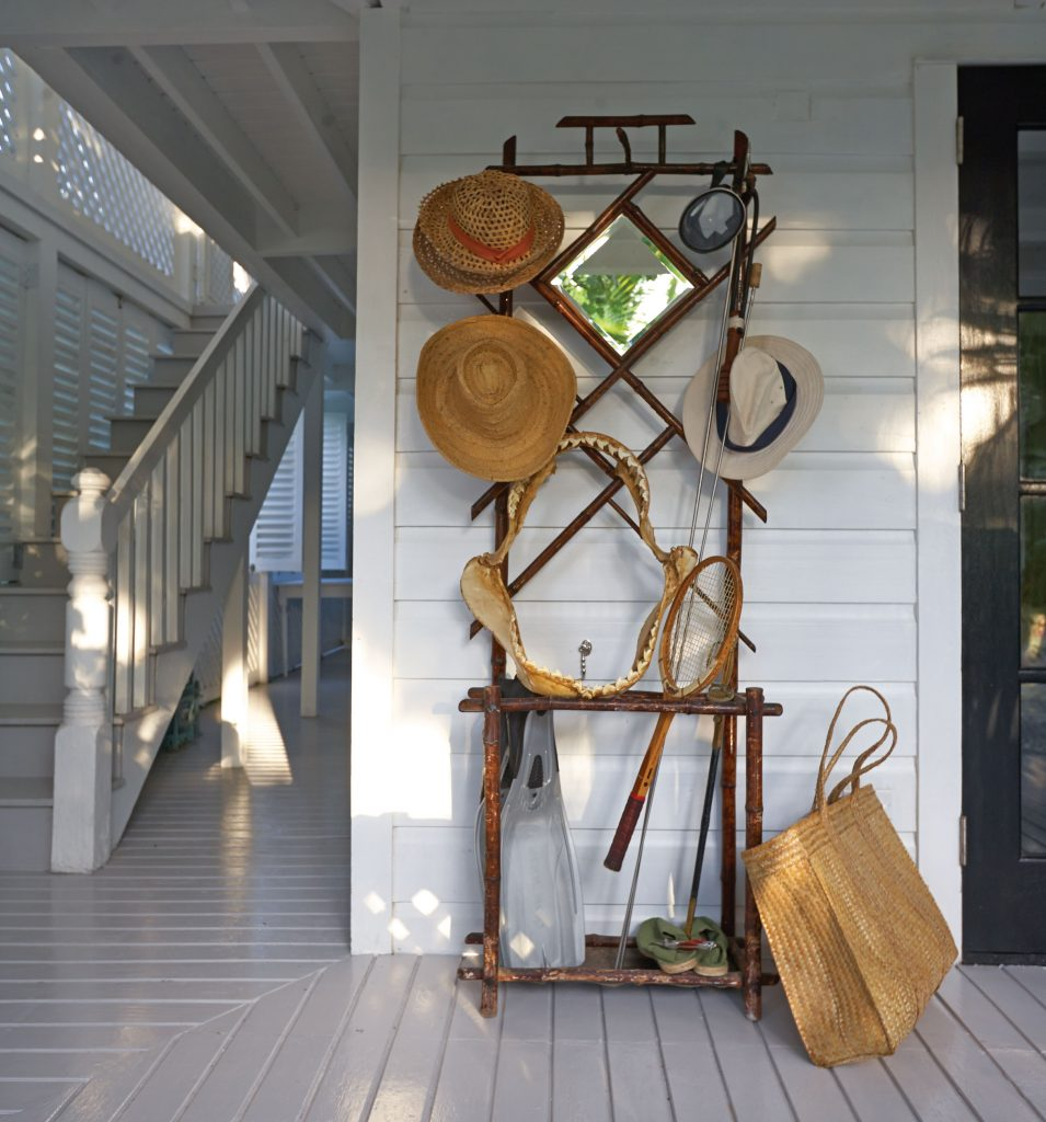 Caribbean Flair Meets Coastal Cottage