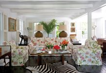 Caribbean Flair Meets Coastal Cottage