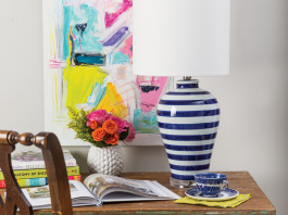 Adding A Pop of Color to Your Cottage This Summer