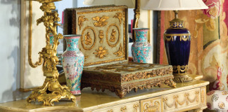 The Perfect Array of Antiques and French Market Finds