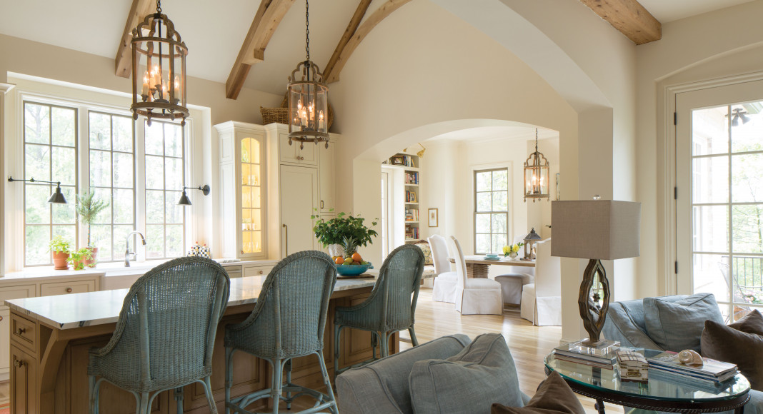 French Country Charm Down South