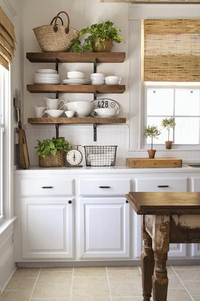 9 Reasons to Love Open Shelving