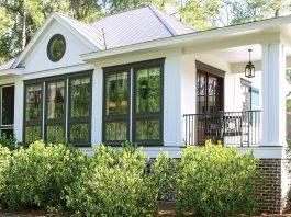 guest home exterior