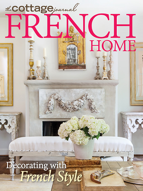 Sneak peek french home 2018 the cottage journal for French cottage magazine