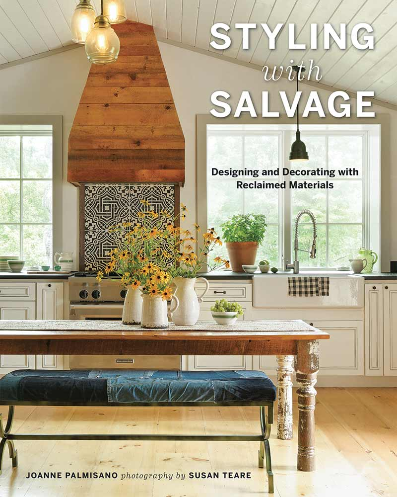 Styling with Salvage book cover