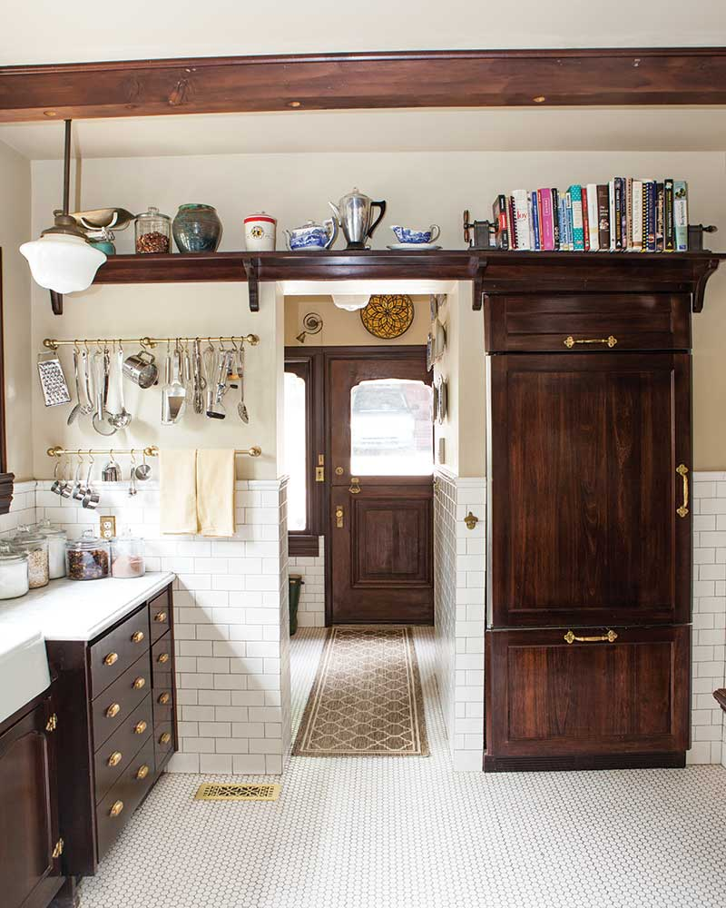 Must See Kitchen Renovation 1930s Style