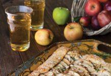 Apple Biscoff Gallette