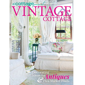 vintage cottage 2018 cover