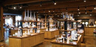glassmaking shop