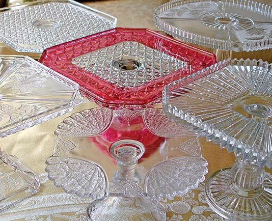 cake stand collection