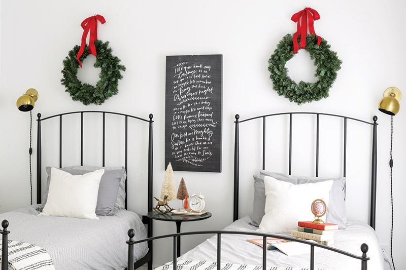 Lindsay Letters Christmas print