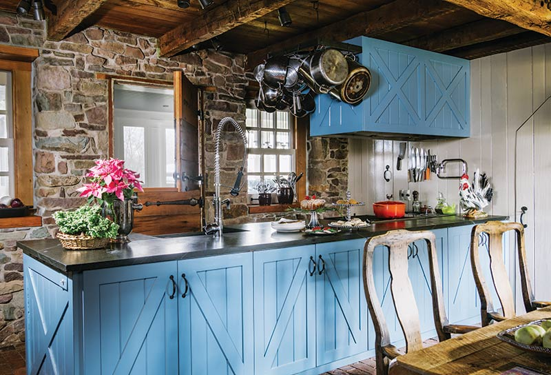 7 Holiday Kitchens To Inspire You While You Cook Cottage Journal