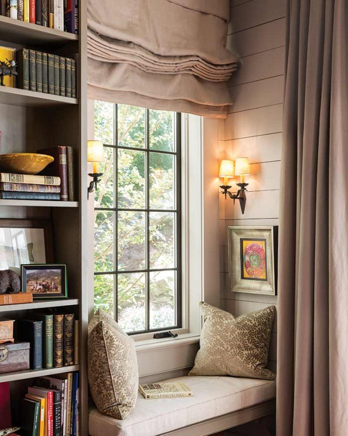 reading nook - window seat