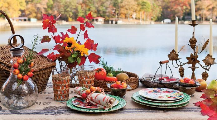 Thanksgiving Lakeside