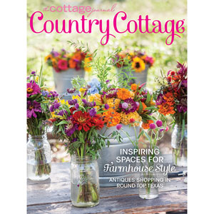 The Cottage Journal Country Cottage cover