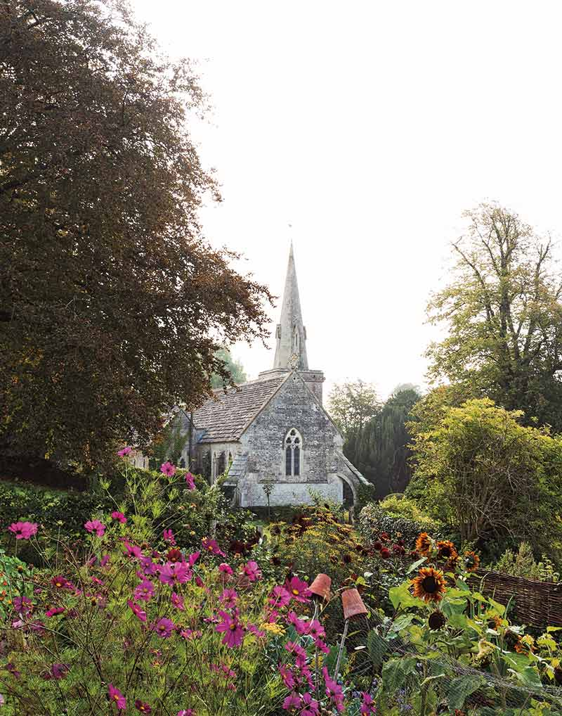Gardenista - Dorset Church