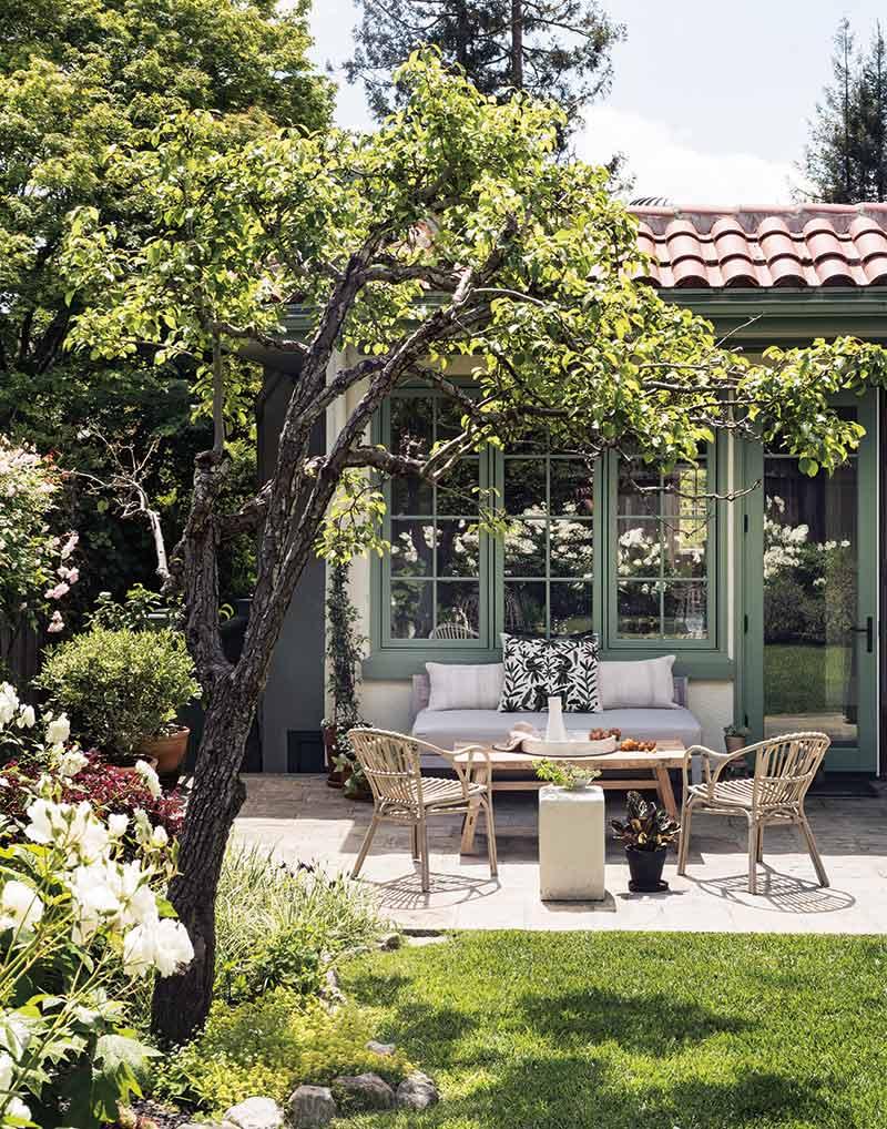 Gardenista - terrace
