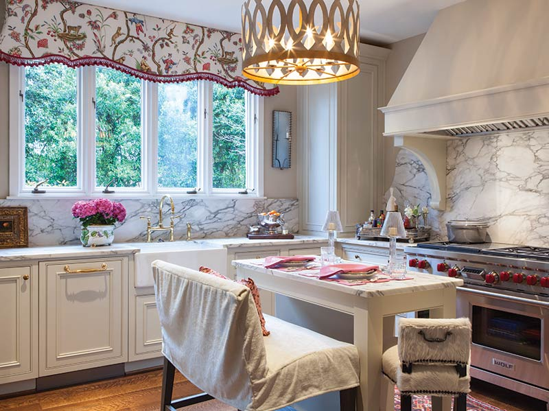 Decorator Show House Kitchen