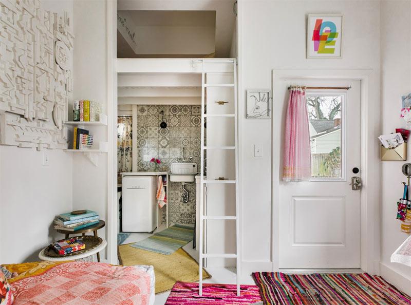 Boho-chic Nashville Airbnb