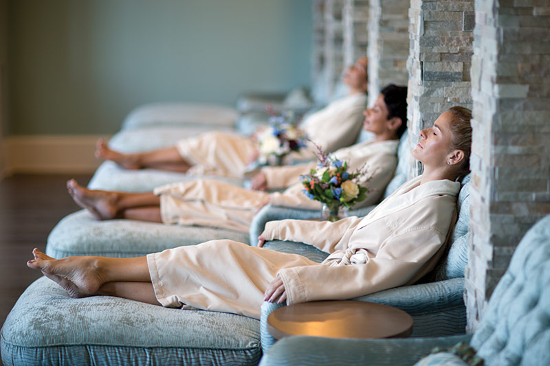 The Henderson resort spa