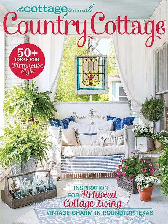 Country Cottage 2019 cover